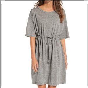 Current/Elliot Drawstring Waist Dress 3/Large